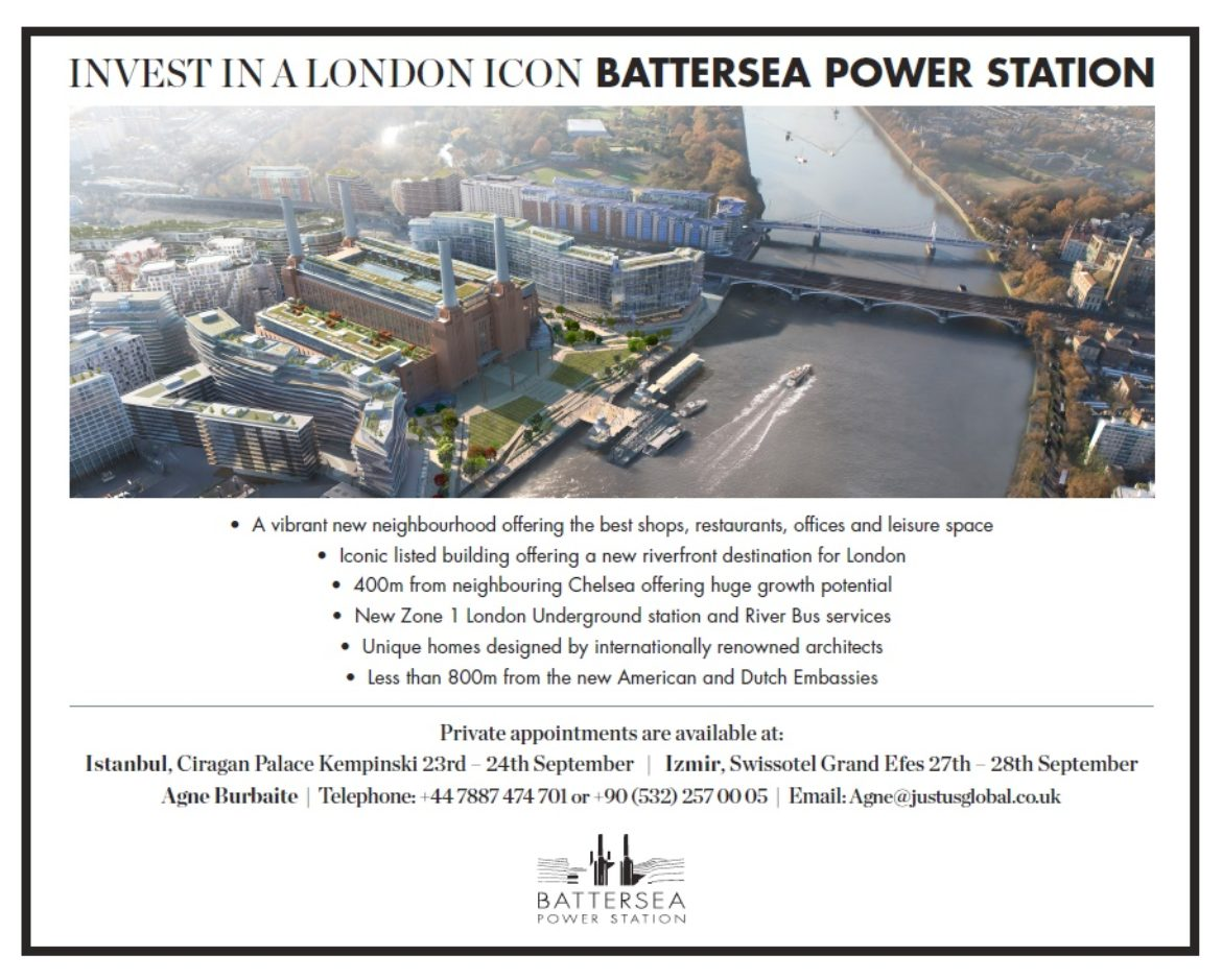 Battersea power station invest opportunity