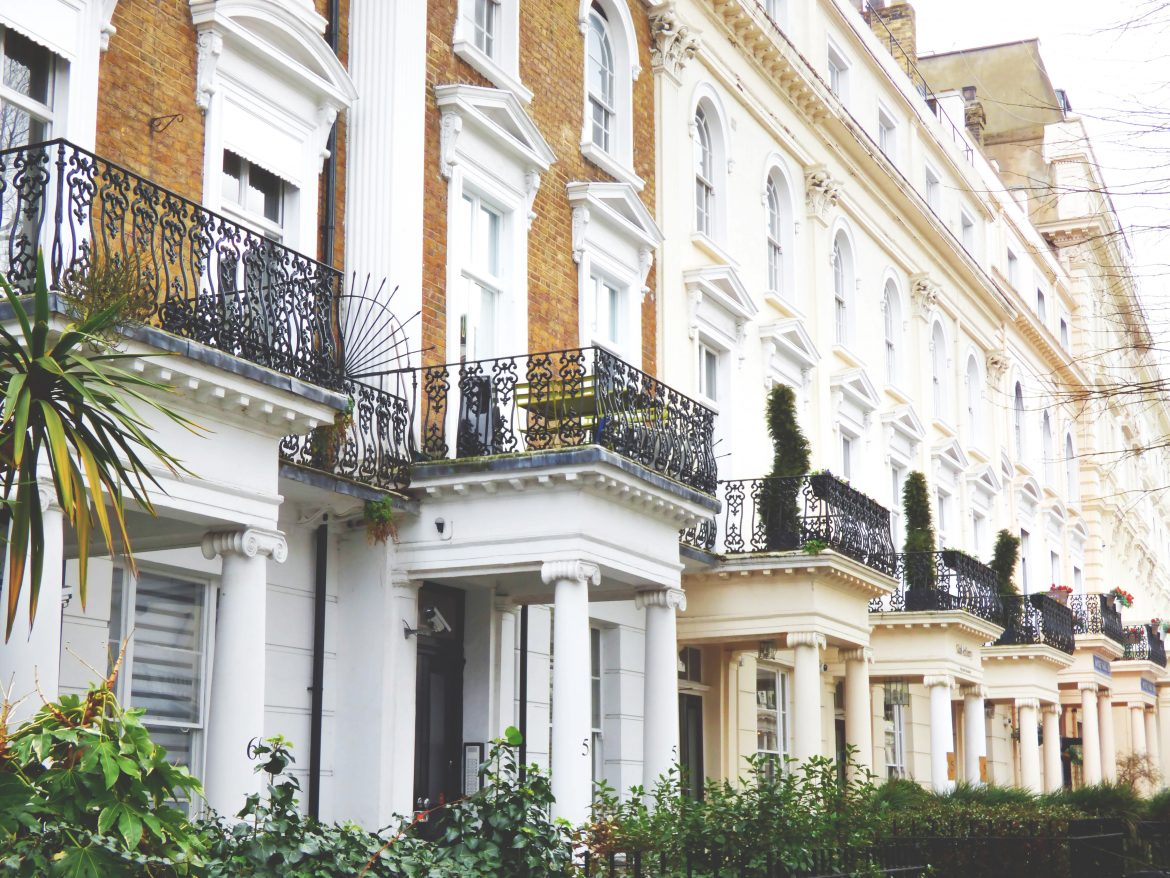 Buy to let apartments in London