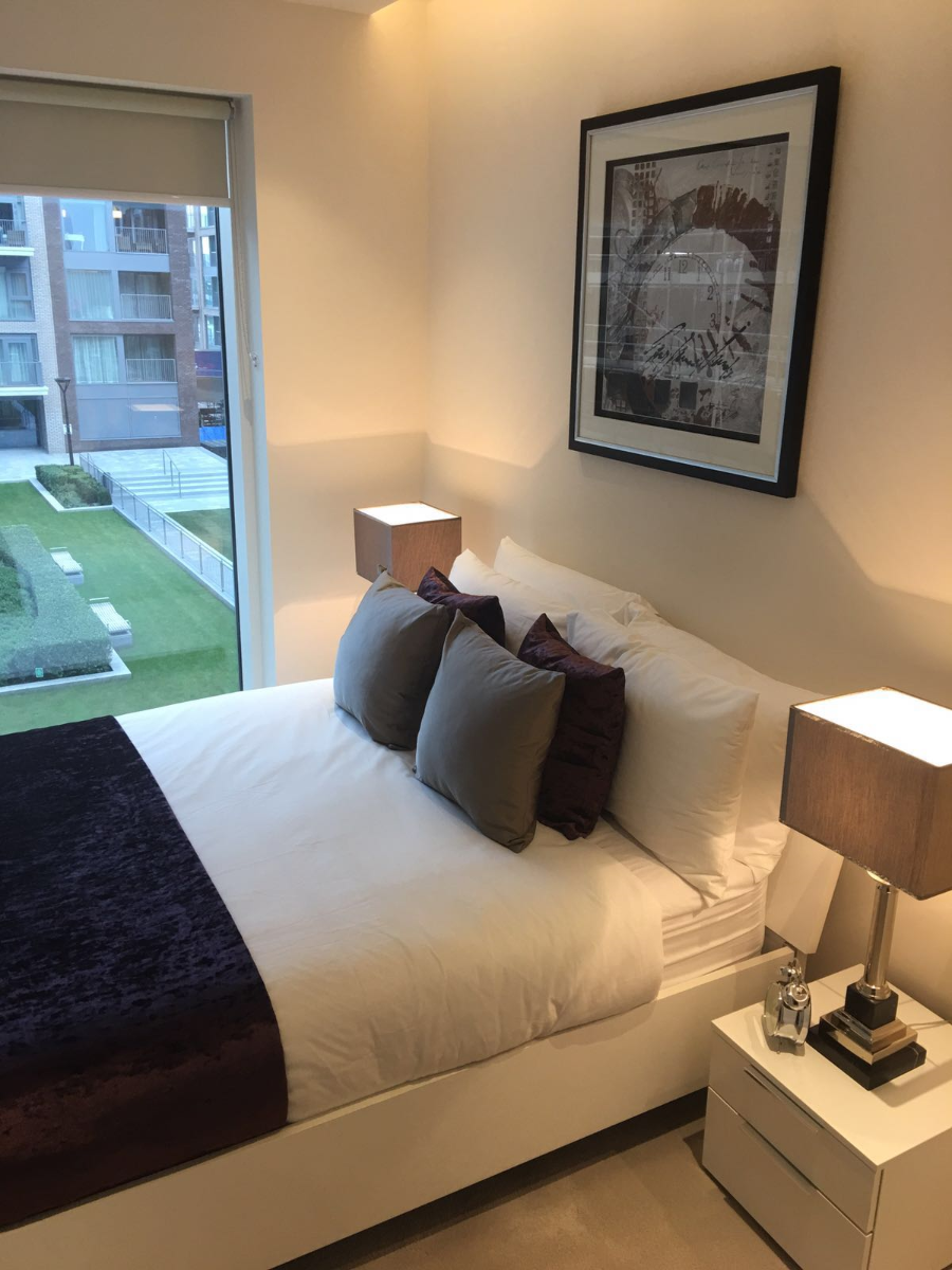 1 Bedroom Apartments with Balcony for Sale - Jaeger House ...